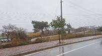 YÜKSEK GERİLİM - Şiddetli Fırtına Ağaçları Söktü