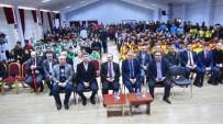 FEDAKARLıK - Silifke'de Sporda Başarılı Öğrenci Öğretmen Ve Kulüplere Ödül Verildi