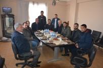 Siverek'te 10 Ocak Çalışan Gazeteciler Günü