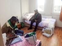 'Soğuktan Sıcağa' Projesi İle Evsizlere Sıcak Yuva