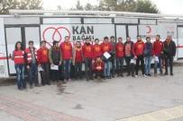 ÖĞRETMENEVI - Taraftarlardan 'Kan Bağışı' Kampanyasına Destek