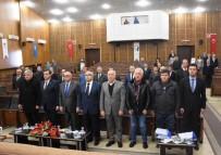 Tekirdağ Büyükşehir Belediye Meclisi 2017 Yılının İlk Toplantısını Yaptı
