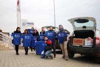 TREDAŞ'tan Trakya'daki Mültecilere Yardım Eli