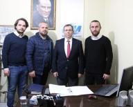 TÜ Rektörü Prof. Dr. Tabakoğlu'ndan İHA'ya Ziyaret