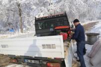 Turgutlu'da Çocuklar Üşümesin Diye Önlemler Alındı