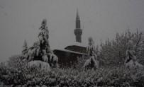 Türkiye'nin En Soğuk İlçesi Derinkuyu Oldu