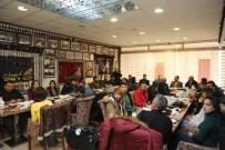 VERGİ BORCU - Tuşba Belediyesi Gazetecilerle Buluştu