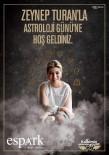 Ünlü Astrolog Zeynep Turan Eskişehir'e Geliyor