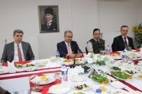 Vali Tapsız, Karaman Basını İle Biraraya Geldi