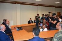 OKYANUS - Vali Toprak Açıklaması 'Kamu Vicdanının Sesi Olmaktadırlar'