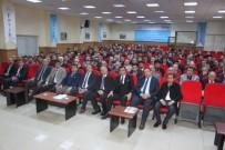 HAMDOLSUN - Van'da 'Temel Eğitim İstişare Toplantısı' Yapıldı