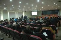 İBRAHIM ŞAHIN - Van Ekonomi Konseyinden 'Vergi Terkini' Çalıştayı