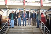 Viranşehir'de 10 Ocak Dünya Çalışan Gazeteciler Günü Kutlaması
