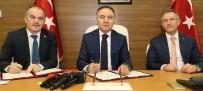 İL SAĞLIK MÜDÜRÜ - 1,5 Milyon TL'ye Mal Olacak Sağlık Merkezinin Protokolü İmzalandı