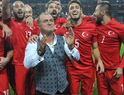 A Milli Futbol Takımı'nın hazırlık maçındaki rakibi belli oldu