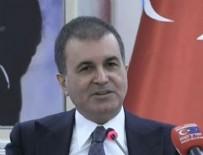 ÖMER ÇELİK - AB Bakanı Ömer Çelik'ten o görüntüye sert tepki