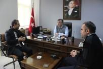 FEDAKARLıK - AK Parti Konak'tan Taziye Ziyareti