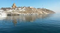 AKDAMAR ADASı - Akdamar Adasının Yeni İskelesi Tamamlandı