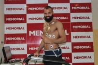 ANTALYASPOR - Antalyaspor'lu Un Ranieri Sağlık Kontrolünden Geçti