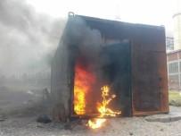 SU BASKINI - Ateş Savaşçıları Manisa İçin Çalışıyor