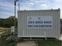 OKSIJEN - Atıksu İşletmeleri 7/24 İzleniliyor