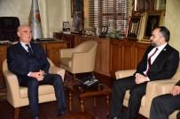 Başbakan Danışmanı Özçeri'den Başkan Yılmaz'a 'Roman' Teşekkürü