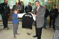 AKPINAR MAHALLESİ - Başkan Alıcık, Mahalle Ziyaretleri Devam Ediyor
