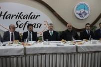 Başkan Çelik 'Gazeteciler' İle Buluştu