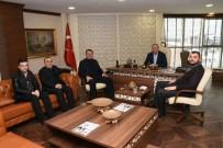 Başkan Keleşe MÜSİAD Ziyareti