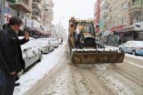 TURGAY ŞIRIN - Başkan Şirin Karla Mücadele Çalışmalarını Yerinde İnceledi