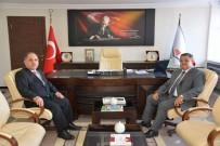 Başkan Yağcı'dan İl Müdürü Bolat'a Ziyaret