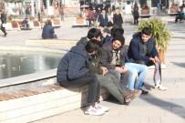 Batıda Kış, Elazığ'da Yaz Havası