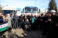Bayburt'tan Halep'e Yardımlar Sürüyor