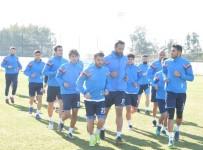 AHMET YILDIRIM - BB Erzurumspor Amedspor Maçı Hazırlıklarını Antalya'da Sürdürüyor