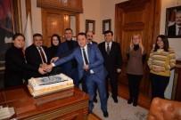 Bem-Bir-Sen 23'Üncü Yılını Başkan Yağcı İle Kutladı