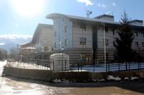 POLİS ÖZEL HAREKAT - Bolu Emniyeti'nde Beton Bariyerli Güvenlik