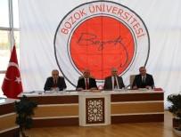 BOZOK ÜNIVERSITESI - Bozok Üniversitesi Senatosu'ndan Cumhurbaşkanı Erdoğan'a Tam Destek