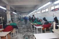 TEKSTİL ATÖLYESİ - Bu fabrika 1 yıldır işçi arıyor
