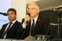 GEBZELI - Büyükşehir Başkan Vekili Özak, Gebzeli Mimar Ve Mühendisler İle Bir Araya Geldi