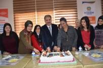 SPOR MERKEZİ - Büyükşehir'den Bayan Gazetecilere Özel Kutlama
