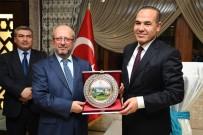 DIYANET İŞLERI BAŞKANLıĞı - Büyükşehir, Müftü Gökçe'yi Uğurladı