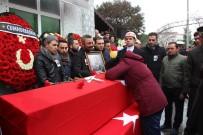 ŞEHİT CENAZESİ - Çanakkale şehidini gözyaşlarıyla uğurladı