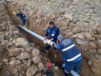 YEŞILKÖY - Çiftçiler Kapalı Sulama Sistemine Kavuşuyor