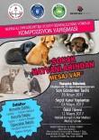 KOMPOZISYON - Çocuklar Sokak Hayvanları İçin Yarışacak
