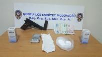 KOKAIN - Çorlu'da Kokain Ele Geçirildi