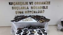 Çorum'da Haraç Şebekesine Operasyon Açıklaması 36 Gözaltı