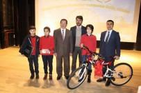 RESİM YARIŞMASI - Dereceye Giren Öğrencilere Ödülleri Verildi