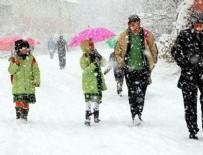 Edirne'de okullar yarın da tatil