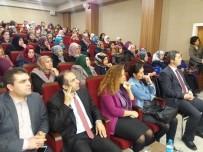 YÜZÜNCÜ YıL ÜNIVERSITESI - Edremit'te 'İslam'da Kadın Ve Ailede Din Eğitimi' Konferansı