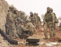TERÖR OPERASYONU - El BAb operasyonunda büyük kahramanlık